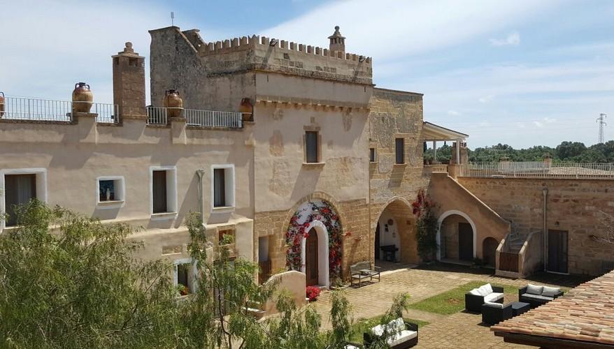 Primaclub Masseria Alcaini - Residence