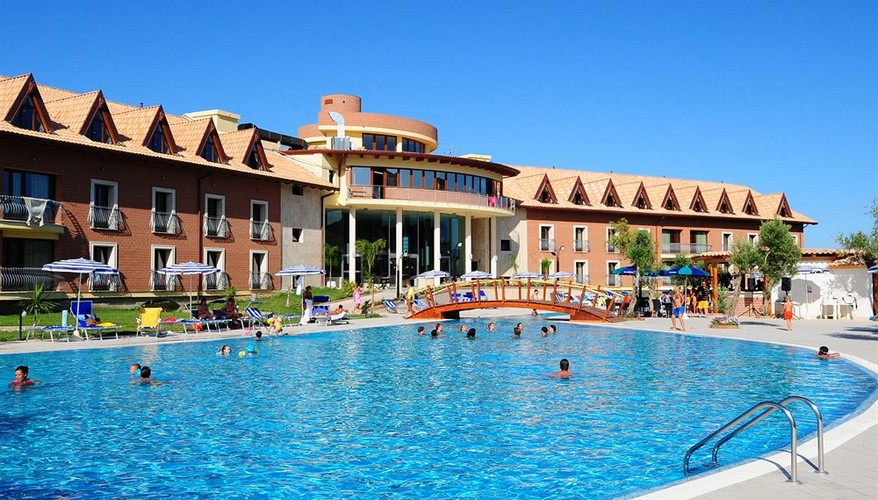 Corte Dei Greci Resort E Spa