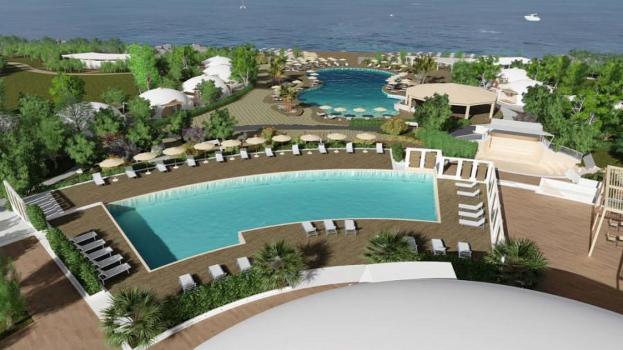 Torre Cintola Natural Sea Resort